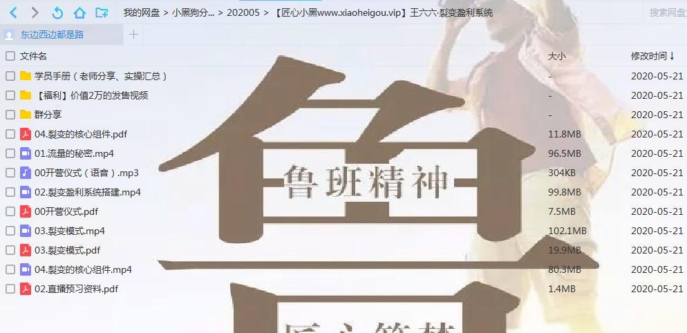 1590058605 c20ad4d76fe9775 - 王六六·14天裂变盈利系统训练营,靠裂变营销实现30天收款1200万